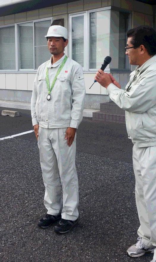 山本春樹銀メダル1